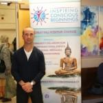 Mark Auger, Inspiring Conscious Beginnings Founder