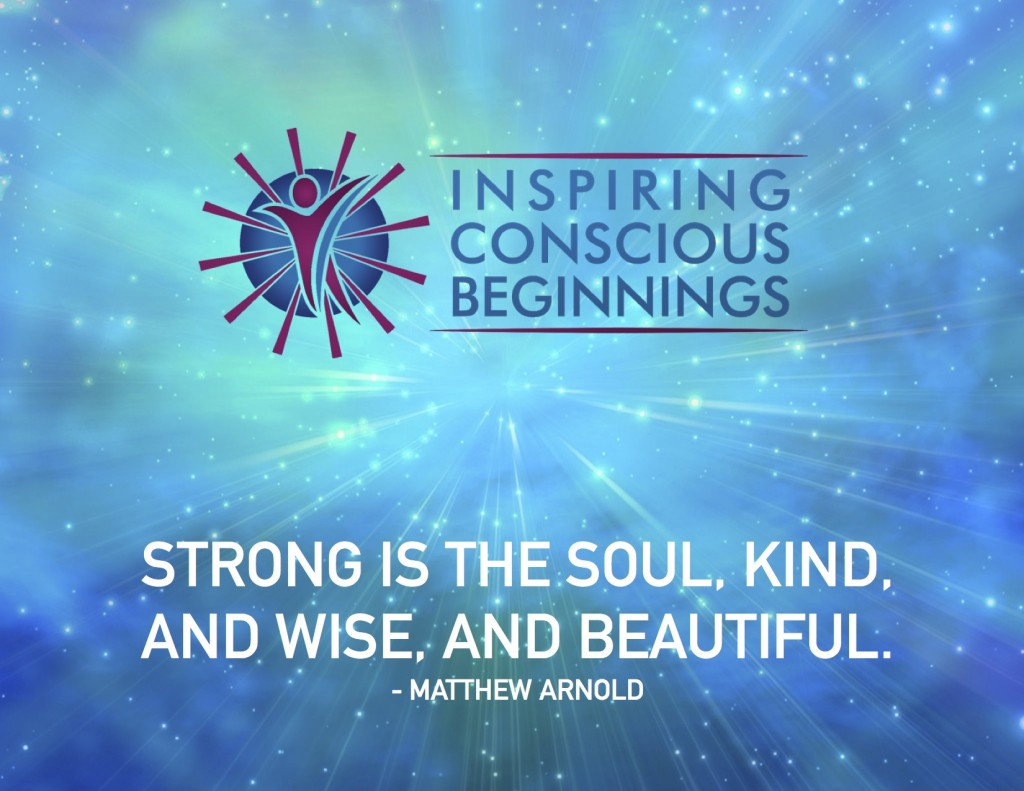 Strong is the soul, kind