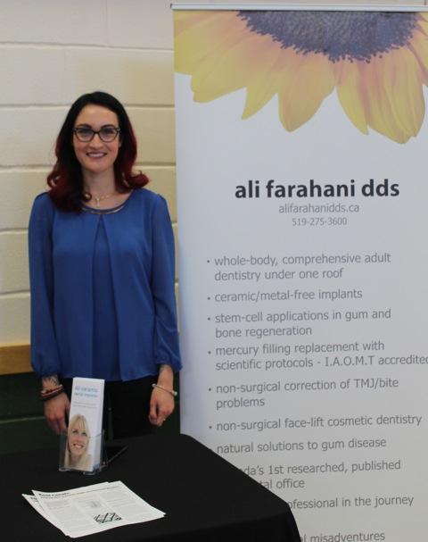 Rachel, Dr Ali Farahani DDS